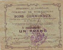 France 1 F Rumaucourt