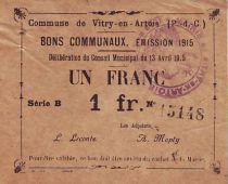 France 1 F Vitry-En-Artois