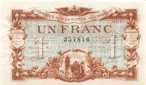 France 1 Franc - Aveyron Chamber of Commerce 1917 - XF