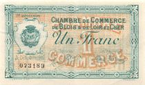 France 1 Franc - Blois Chamber of Commerce 1916 - XF
