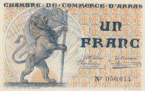 France 1 Franc - Chambre de Commerce d\'Arras - NEUF