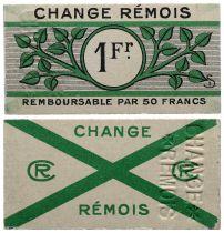 France 1 Franc- Reims - P.NEUF