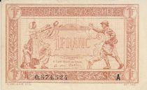 France 1 Franc  Trésorerie aux armées  - 1917 A 0.574.524