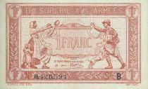 France 1 Franc  Trésorerie aux armées  - 1917 B 0.420.594