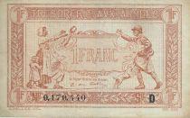 France 1 Franc  Trésorerie aux armées  - 1917 D 0.170.440