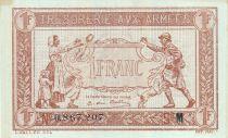 France 1 Franc  Trésorerie aux armées  - 1917 M 0.867.207