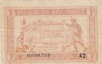 France 1 Franc  Trésorerie aux armées  - 1919 A2 0.030.723