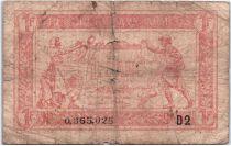 France 1 Franc  Trésorerie aux armées  - 1919 D2 0.365.025