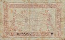 France 1 Franc  Trésorerie aux armées  - 1919 V 0.547.722