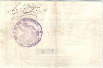 France 1 Franc Banteux Commune - 1915
