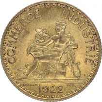 France 1 Franc Chambre de Commerce - 1922