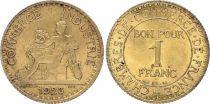 France 1 Franc Chambre de Commerce - 1923