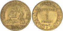 France 1 Franc Chambre de Commerce - 1925