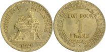France 1 Franc Chambre de Commerce - 1926