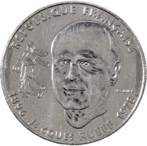 France 1 Franc Jacques Rueff - 1996
