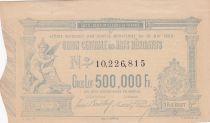 France 1 Franc Loterie Union Centrale des Arts Décoratifs - 1882 - SUP