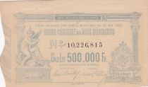 France 1 Franc Loterie Union Centrale des Arts Décoratifs - 1882 - XF