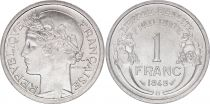 France 1 Franc Morlon - 1949 B Beaumont-le Roger