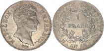 France 1 Franc Napoléon Empereur - an 13 A