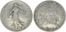 France 1 Franc Semeuse - 1906