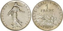 France 1 Franc Semeuse - 1975 - FDC - ISSU DE COFFRET
