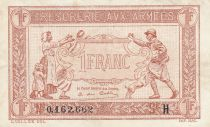 France 1 Franc Woman and soldier -  1917 H 0.162.662
