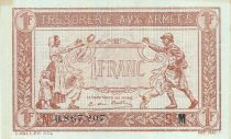 France 1 Franc Woman and soldier -  1917 M 0.867.207