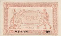 France 1 Franc Woman and Soldier  - 1919  B2 0.178.691