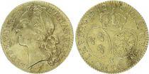 France 1 Louis dor, Louis XV au Bandeau - 1742 B Rouen
