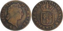 France 1 Sol Louis XV - 1774 M