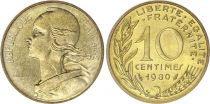 France 10 Centimes Marian - 1980 - UNC
