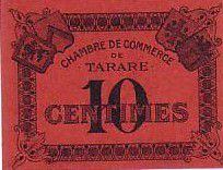France 10 Centimes Tarare