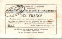 France 10 F - 1940