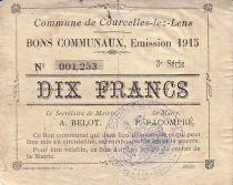 France 10 F Courcelles-Les-Lens