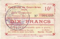 France 10 F Courrières