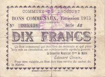 France 10 F Drocourt