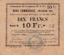 France 10 F Fampoux