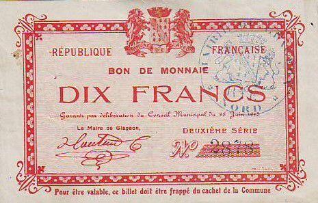 France 10 F Glageon
