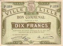 France 10 F Lille