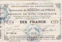 France 10 F Monchy-Le-Preux