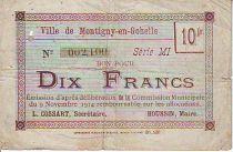 France 10 F Montigny-En-Gohelle