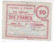 France 10 F Nomain