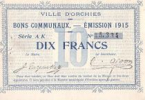 France 10 F Orchies