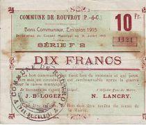 France 10 F Rouvroy