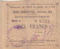 France 10 F Vitry-En-Artois
