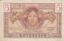 France 10 Francs , French Treasure - 1947 - Serial   A.07542508