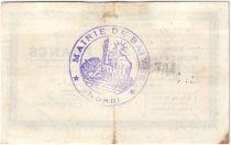 France 10 Francs Baives City - 1915