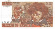 France 10 Francs Berlioz - 01-07-1976 Serial C.289 - VF+