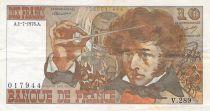 France 10 Francs Berlioz - 01-07-1976 Serial V.289 - F+