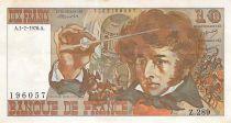 France 10 Francs Berlioz - 01-07-1976 Serial Z.289 - VF+